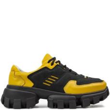 Кроссовки Arcoboletto 078 DE2 560502 Черные Желтые