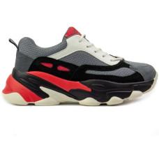 Кроссовки Allshoes женские HGE 560394 Серые