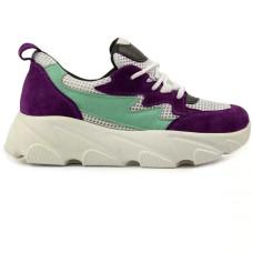 Кроссовки Ando Borteggi 405 RH2 560343 Фиолетовые
