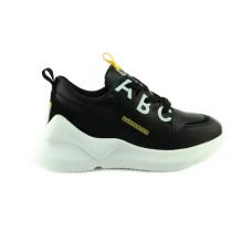 Кроссовки Allshoes 5092 H2W3 ABO 559133 черные