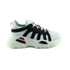 Кроссовки Allshoes 559132 белые