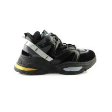Кроссовки Vintage ABO666GW 559119 черные