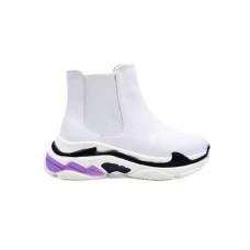 Кроссовки женские Ando Borteggi 255 Q2 555758 Белые
