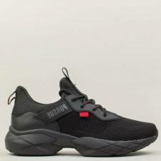 Кроссовки BaaS 7042-1 М 579163 Черные