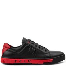 Кеды Brionis мужские 560295 Красные черные