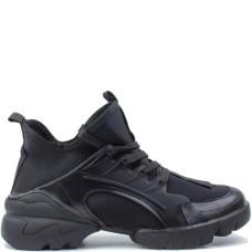 Кроссовки стильные 578572 Черные