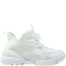 Кроссовки стильные 578573 Белые