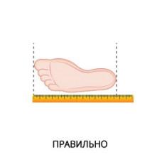 Как узнать свой размер обуви?