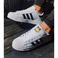 Кроссовки Adidas SuperStar белые
