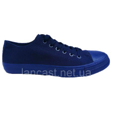 Кеды мужские синие